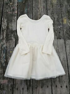 Old Navy ~ Girls Ivory Tulle Dress ~ Size 5T