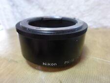 Genuine Nikon PK-13 Auto Extension Tube Ring PK13 for Close-up Photography