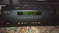 ARCAM AVR360 AV RECEIVER - POWERFUL AUDIOPHILE SOUND - Black - With Accessories.