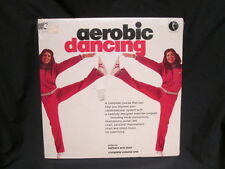 AEROBIC DANCING - Complete Volume 1 - by BARBARA ANN AUER - SEALED LP  R&B