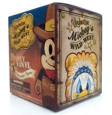 "DISNEY VINYLMATION 3"" MICKEY'S WILD WEST SERIES SEALED BLIND BOX FIGURE TOY NIB"