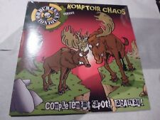 Complètement Capoté,Tabarnak! Komptoir Chaos vs Ordures Ioniques - CD Neuf