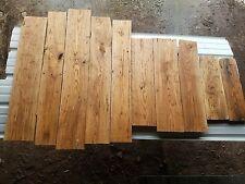 Reclaimed Wormy Chestnut lumber