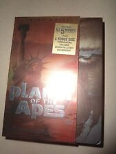 PLANET OF THE APES DVD SPECIAL EDITION 6 DISC BOX SET - NEAR NEW