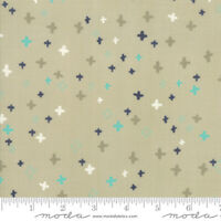 Moda Quilt Fabric Desert Song Tumbleweed by half-yard #13306 12 natural