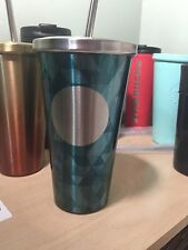 New Starbucks Stainless Steel Cold Cup Mermaid Tumbler 16 Fl Oz