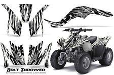 KAWASAKI KFX 90 2007-2012 GRAPHICS KIT CREATORX DECALS BOLT THROWER W