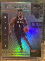 Zion Williamson ⭐️2019-20 Panini Illusions Pelicans Base Card RC #151 Sharp! 📈
