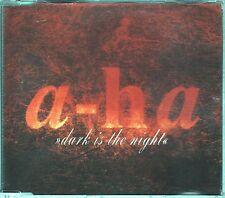 A-ha CD-Single DARK Is The Night