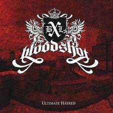 BLOODSHOT-ULTIMATE HATRED-CD-obituary-hatebreed-six feet under-metalcore