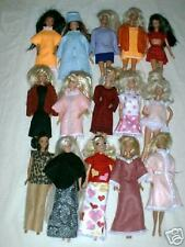 Ng Creations #28 Easy Sew Pattern 28 Piece Felt Wardrobe fits Barbie Doll