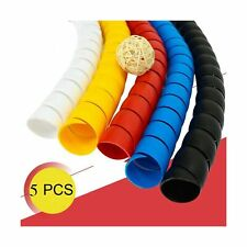 Dog and Cat Cord Protector 32.8ft Wire Protector Sleeve Covers for Cord Prote.