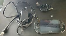 Sony PlayStation Vita First Edition Black Handheld System (Wi-Fi + 3G - Unlocke…