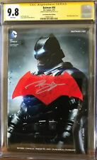 Batman #50 Photo cover variant__CGC 9.8 SS__Signed by Ben Affleck