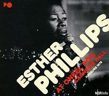 Esther Phillips - At Onkel Po's Carnegie Hall Hamburg 1978 (NEW 2CD)