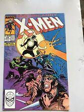 Uncanny X-Men 249 Chris Claremont Marc Silvestri VFN