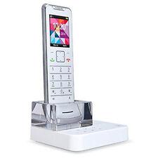 MOTOROLA IT.6.1T Telefon so dünn wie ein Smartphone Bluetooth weiss