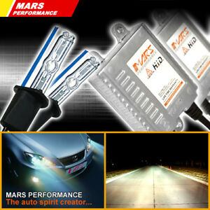 MARS SlimPack HB3 9005 12V 24V Real AC Slim Digital HID Xenon System Head Lights