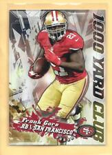 "FRANK GORE - 2014 Topps - ""1000 Yard Club"" - #37 - Low Shipping"
