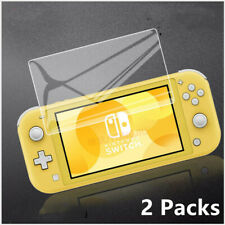 2 Packs Nintendo Switch Lite Console Screen Protector Cover Tempered Glass 9H