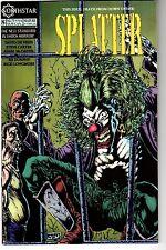 SPLATTER # 8 NM 1993 KYLE HOTZ KLOWSHOCK COVER ANTHOLOGY NORTHSTAR LOW PRINT