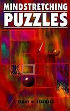 NEW - Mindstretching Puzzles by Stickels, Terry H.