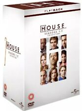 House Complete Series 1-5 Season 1-5          Seasons 1.2.3.4.5