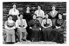 pt5627 - Batley Girls Grammar School , Teachers , Yorkshire - photo 6x4
