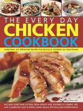Chicken Cook Book (Every Day), Simona Hill Editor, Very Good Book