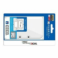 PC Hard Protect Case Cover Barikata Clear for New Nintendo 3DS JAPAN