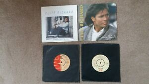 """Cliff Richard - 4 x 7"""" Singles - Remember Me, Some People, Dreamin' + 1 other"""