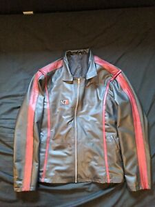Mass Effect N7 Faux Leather Jacket XL