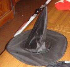Chapeau pointu de sorcière - Noir