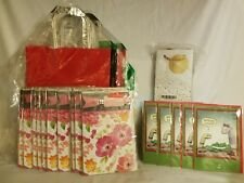 American Greetings Bizarro Greeting Cards Christmas Someone Special Gift Bag Lot