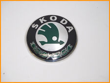 SKODA SUPERB 2008-2013 FRONT / REAR BADGE EMBLEM 3T0853621A - NEW