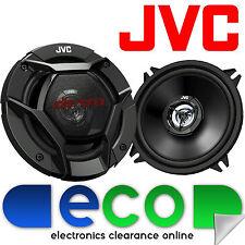 """VAUXHALL CORSA B/C 2000-2006 JVC 5.25"""" 520 WATT 2 VIE Portello Posteriore Altoparlanti Auto"""