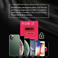 Lot R-SIM15/14+Nano Unlock RSIM Card for iPhone 11 Pro Max/11 Pro /11 For iOS13