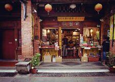 Schlafzimmer Lost IN Taipei Alt Stadt Tapete Wand 320x230cm Foto Wandbekleidung