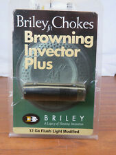 Briley Chokes for Browning Invector Plus 12Ga Flush Light Modified