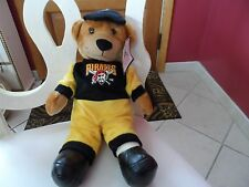 "Pittsburgh pirates 14"" plush bear from Good stuff  NWT"