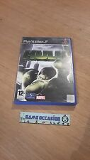 HULK THE MARVEL PS2 SONY PLAYSTATION 2  PAL EN BOITE