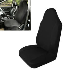 Universal Black Car Auto Front Seat Cover Protector Cushion Waterproof Anti-Dust