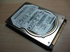 "IDE Hard Drive 40GB Toshiba 2.5"" MK4026GAX WinDFT Tested w/ Log #C101CZ"