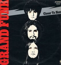 "GRAND FUNK RAILROAD ""CLOSER TO HOME"" ORIG FR 1970 VG+"