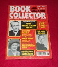 BOOK AND MAGAZINE COLLECTOR NO.197 AUG 2000