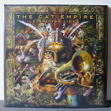 THE CAT EMPIRE 'Steal The Light' Gatefold Vinyl 2LP NEW & SEALED