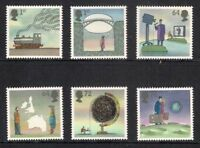 GB 2007 Commemorative Stamps~World of Invention~2nd~Unmounted Mint Set~UK Seller