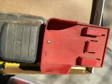 Old Ideal Toys Corp Gray Plastic Tractor Trailer Truck Toy