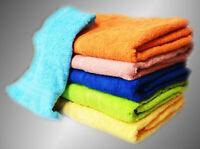 Tücher Gästetuch 30 x 50 cm Handtuch 50 x 100 cm Tücher 100% Baumwolle 500 g/m²