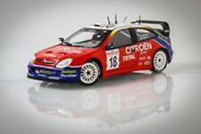 CITROEN XSARA WRC #18 LOEB ELENA RALLYE MONTE CARLO 2003 SUNSTAR 4401 1/18 1:18